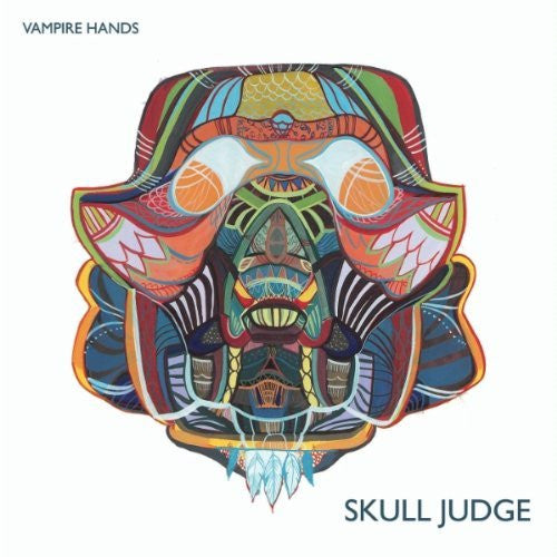 Vampire Hands/Daughters Of The Sun– Skull Judge LP - Modern Radio - Dead Beat Records