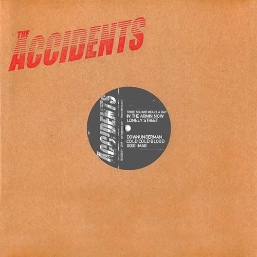"Accidents- Stigmata Rock´N Rolli 10"" ~W/ DIE CUT COVER / HELLACOPTERS!"