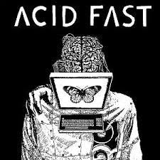 "ACID FAST- Weird Date 7"" - Protagonist Music - Dead Beat Records"