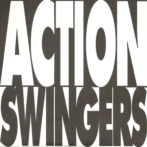 "Action Swingers- Heavy Medication 7"" ~EX PUSSY GALORE! - Reptilian - Dead Beat Records"