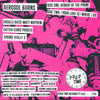"Aerosol Burns- Afraid Of The Phone 7"" ~PINK BACK COVER LTD TO 125! - Pogo Time - Dead Beat Records - 1"