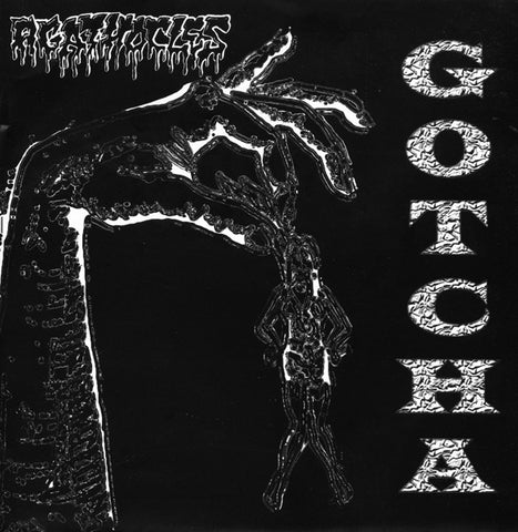 "Agathocles- Gotcha 7"" - Band - Dead Beat Records"