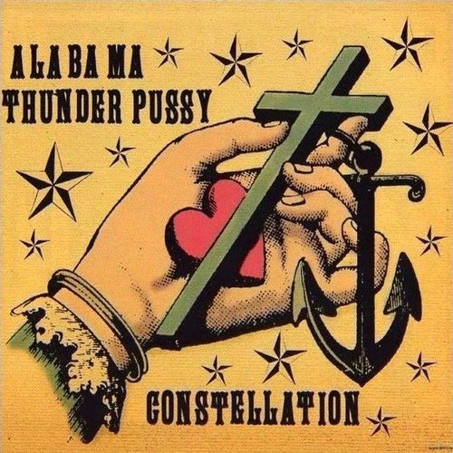 Alabama Thunderpussy- Constellation CD