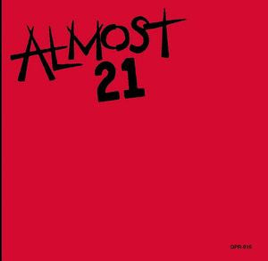 "Almost 21- S/T 7"" ~EX ADOLESCENTS / PRE DI! - Gummopunx - Dead Beat Records"
