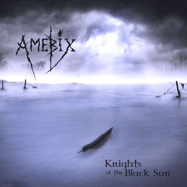 Amebix- Knights Of The Black Sun LP ~ETCHED B SIDE!