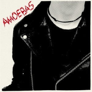 Amoebas- S/T LP ~HAND SCREENED COVERS! - Modern Action - Dead Beat Records