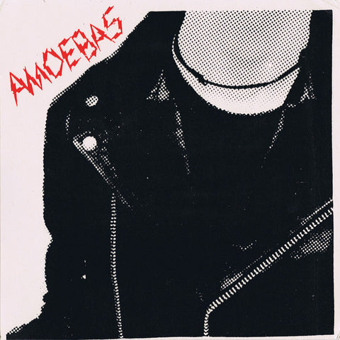 Amoebas- S/T CD ~STITCHES! - Modern Action - Dead Beat Records