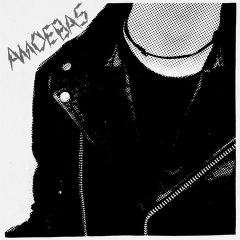 Amoebas- S/T LP ~RARE WHITE WAX LTD TO 200!