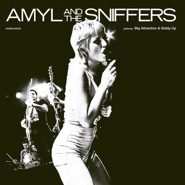 Amyl And The Sniffers- S/T LP ~KILLER!