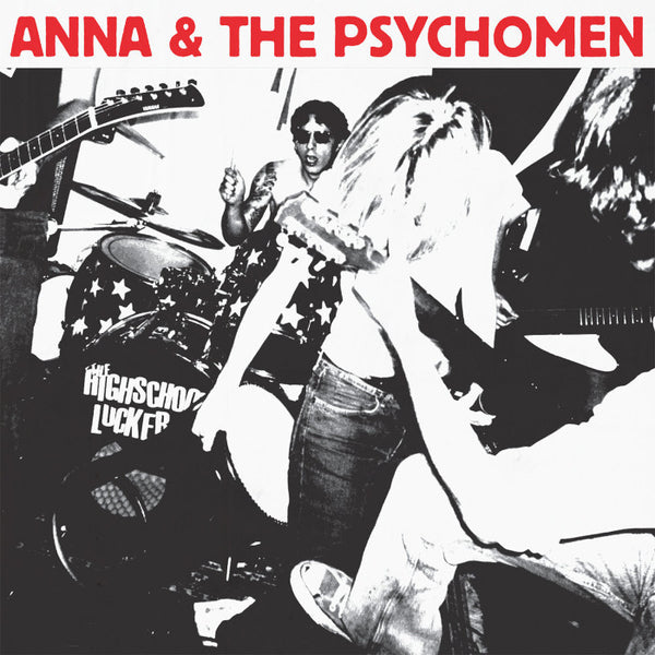 "Anna & The Psychomen- Complete Recordings 2002-2004 7"" + CD ~LTD TO 150!"
