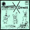 "Anti-Earth Motherfuckers / Schnell- Split 7"" ~NUMBERED OUT OF 125!"