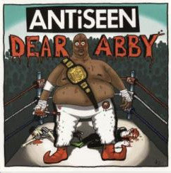 "Antiseen- Dear Abby 7"" - TKO - Dead Beat Records"
