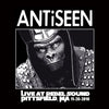 Antiseen- Live At Rebel Sound CD