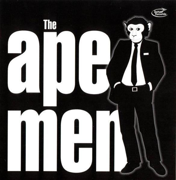 "The Apemen- Lucky In Love 7"" - Detour - Dead Beat Records"