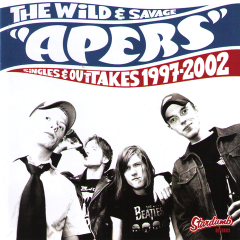 The Apers - Wild & Savage Apers CD ~REISSUE!