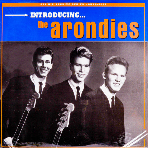 Arondies- Introducing LP ~REISSUE!