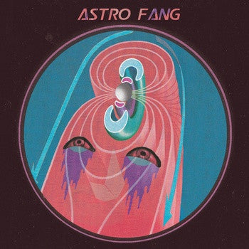 "Astro Fang- Flesh Hand 7"" ~GREAT! - Rad Girlfriend - Dead Beat Records"
