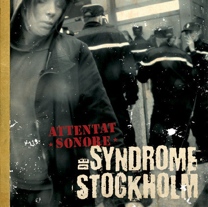 Attentat Sonore- Stockholm Syndrome CD - Mass Productions - Dead Beat Records