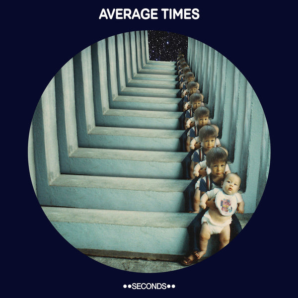 Average Times- Seconds LP ~MARKED MEN!