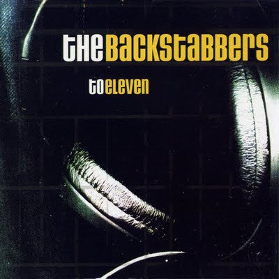 The Backstabbers- To Eleven CD ~EX MIDNIGHT THUNDER EXPRESS - Dead Beat - Dead Beat Records