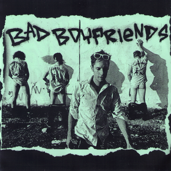 "Bad Boyfriends- S/T 7"" ~RARE BAND PHOTO COVER LTD 85!"