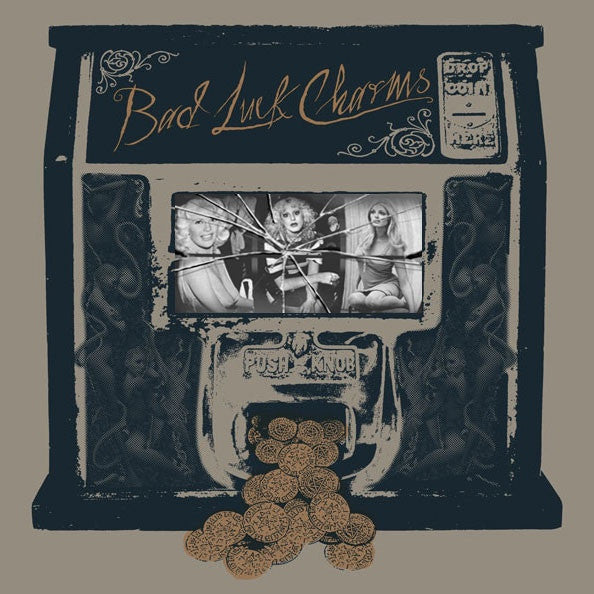 Bad Luck Charms- S/T LP ~DIE CUT COVERS! - Rock Star - Dead Beat Records