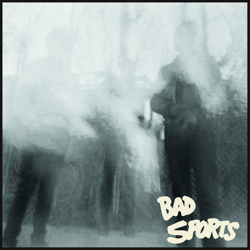 Bad Sports- Living With Secrets LP ~EX VIDEO / A GIANT DOG / WAX MUSEUMS!