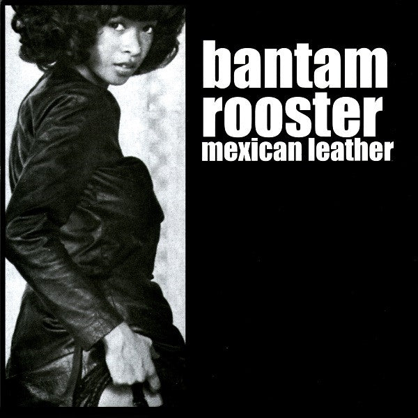 Bantam Rooster- Mexican Leather 7""