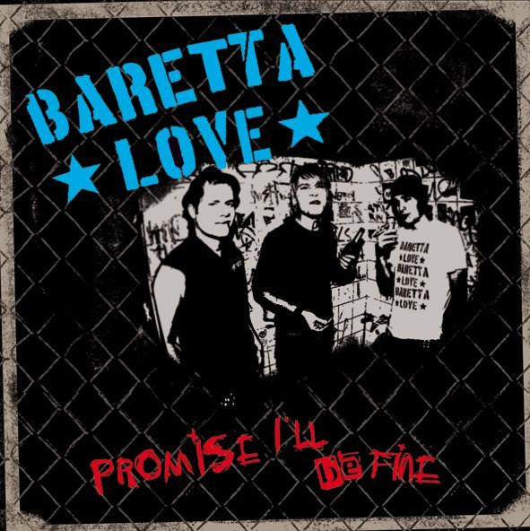 "Baretta Love- Promise I´ll Be Fine 7"" ~MEANCE! - Wanda - Dead Beat Records"