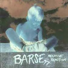 Barse- Negative Reaction CD - Hells Tone - Dead Beat Records