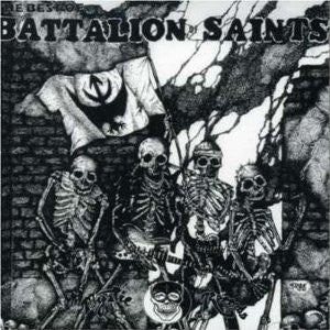 Battalion Of Saints- Best Of CD ~ MYSTIC RECORDS - Mystic - Dead Beat Records