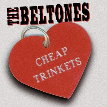 BELTONES- Cheap Trinkets CD - TKO - Dead Beat Records