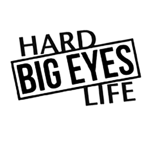 Big Eyes- Hard Life CS TAPE ~RUNAWAYS!