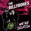 "Billybones- We're Selfish 7"" ~EX THE SKULLS / RARE PURPLE + GREEN SPLAT WAX!"