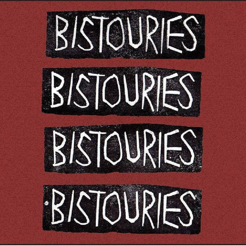 "Bistouries- S/T 7"" ~MODERNETTES!"