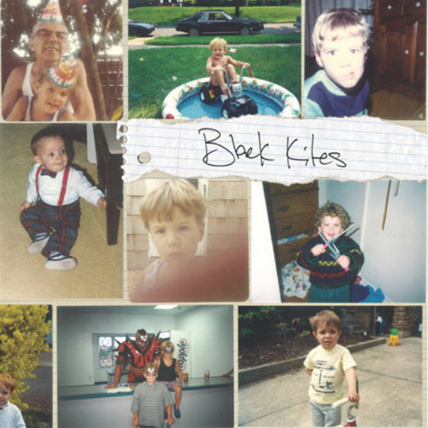 BLACK KITES- Songs Written While Things Were Changing LP - Protagonist Music - Dead Beat Records