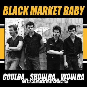 BLACK MARKET BABY- Coulda Shoulda Woulda CD - Dr Strange - Dead Beat Records