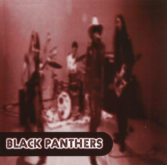"Black Panthers- Hey Hey 7"" ~THE DIRTYS! - Kato - Dead Beat Records"