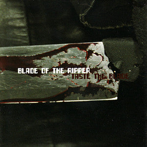 Blade Of The Ripper- 'Taste The Blade' CD ~EX HOOKERS! - Scarey - Dead Beat Records
