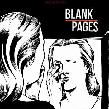 Blank Pages- S/T LP ~MARKED MEN! - Dirt Cult - Dead Beat Records