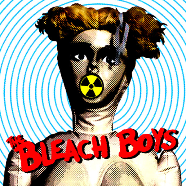 "Bleach Boys- No Moral Fibre (Whatsoever) 7"" ~FIRST WAVE BAND FROM '77 / RARE ALT COVER LTD TO 50!"