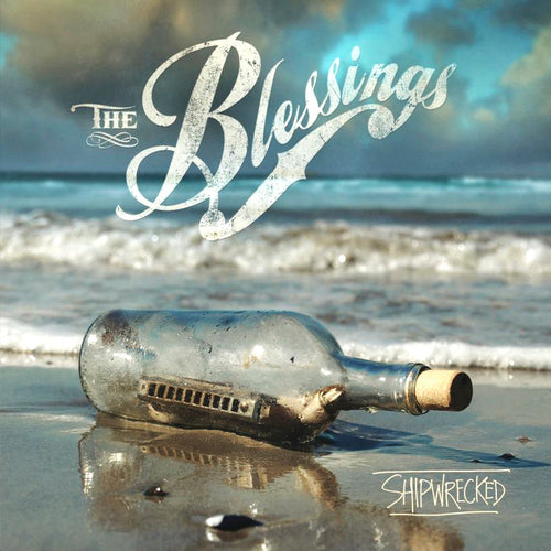 The Blessings- Shipwrecked CD ~BLACK CROWES!