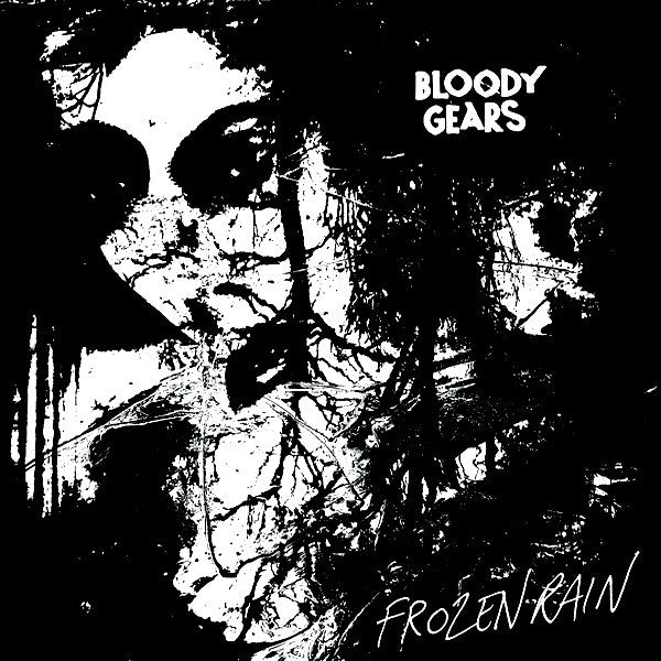 "Bloody Gears- Frozen Rain 7"" - Grave Mistake - Dead Beat Records"