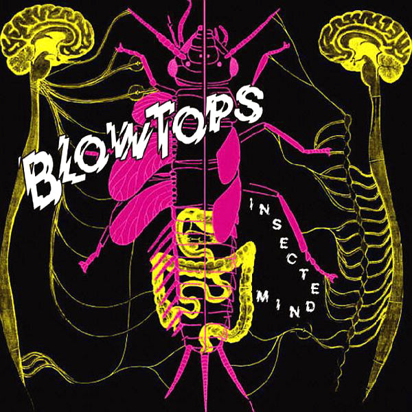 Blowtops- Insected Mind LP ~CRAMPS!