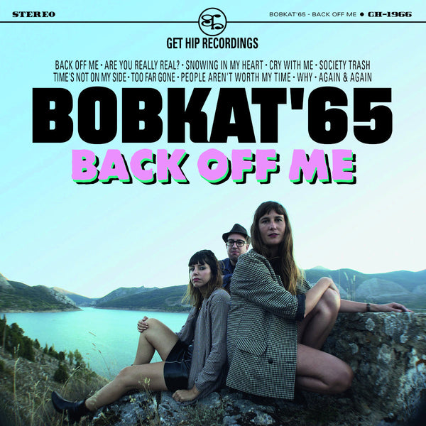 Bobkat '65- Back Off Me LP ~THE NIGHTCRAWLERS!