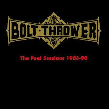 Bolt Thrower- Peel Sessions 1988 - '90 LP - Redrum - Dead Beat Records