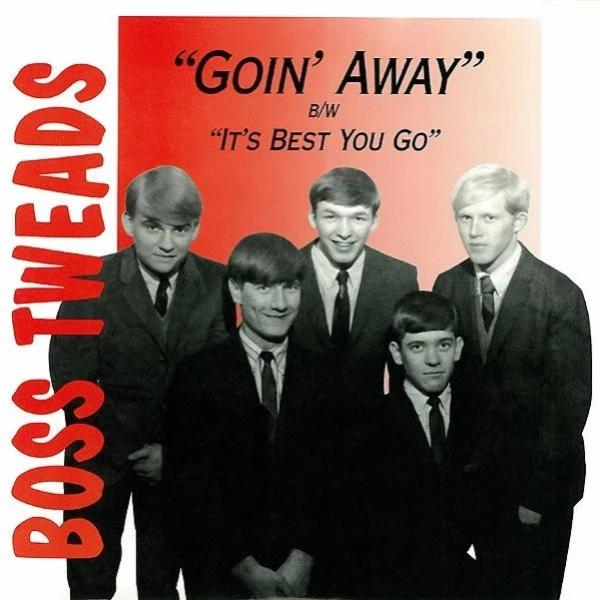 "Boss Tweads Goin' Away 7"" - Get Hip - Dead Beat Records"
