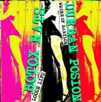 "Botox Rats/Durban Poison- Split 7"" ~ALT COVER 100 MADE! - NO FRONT TEETH - Dead Beat Records"