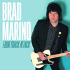 "Brad Marino- Four Track Attack 7"" ~EX CONNECTION / RARE CLEAR WAX!"