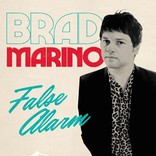 "Brad Marino- False Alarm 7"" ~EX THE CONNECTION!"
